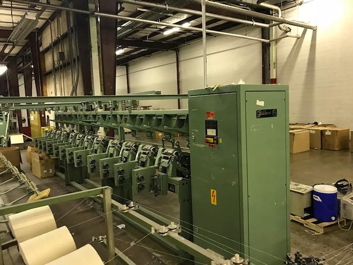4 - Gilbos 12 Spindle Model AW-2000 Winders
