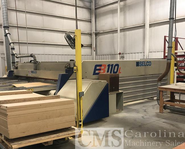 Used 2005 Selco EB110L Panel Saw