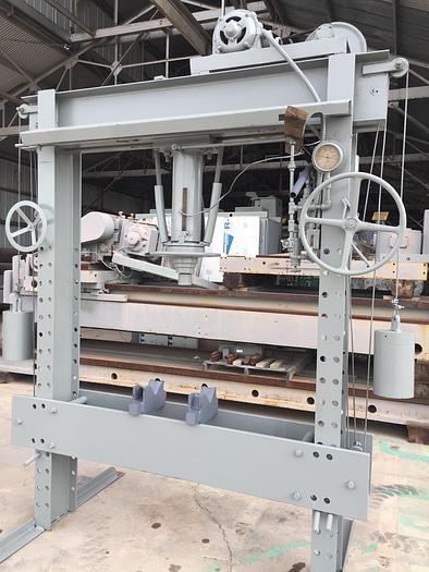 80 Ton H-Frame Hyd. Press