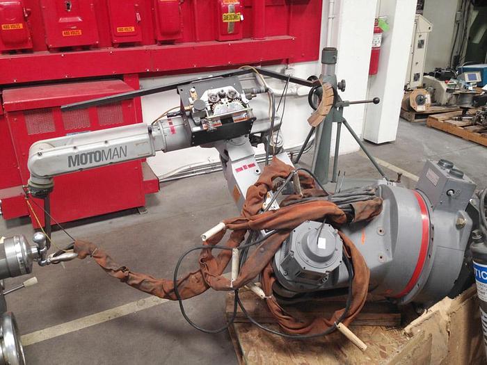 Motoman 6 Axis Nu Tech Teachable Robotic Welder