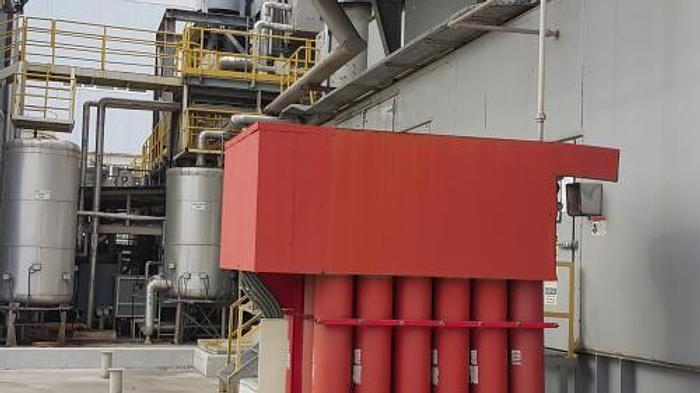 60 MW 2010 Used GE LM6000 PC Natural Gas Turbine Generator