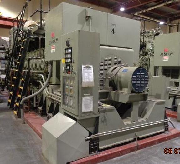 EMD Diesel Generator
