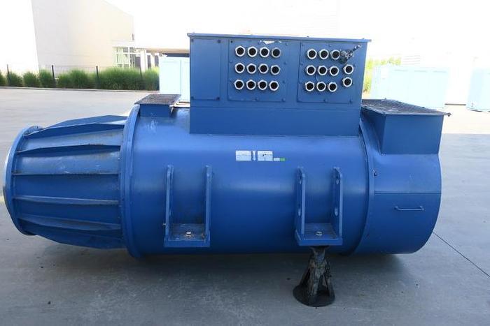 2005 Piller DRUPS - 1670 KVA