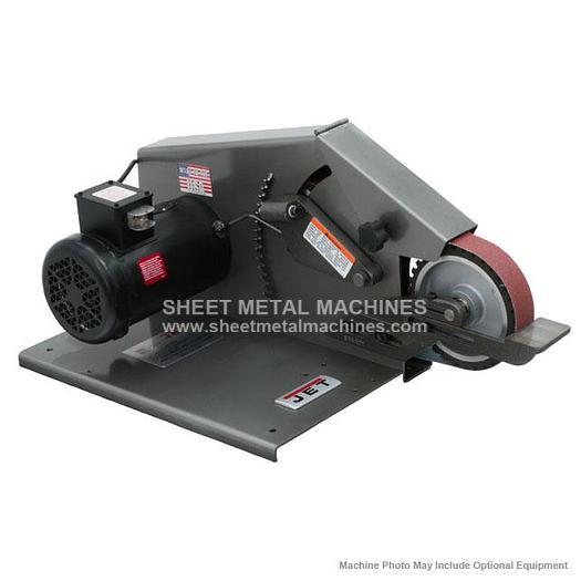 JET J-4103 Square Wheel Belt Grinder 115V 1Ph 577000
