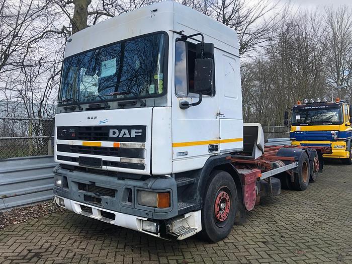 1992 DAF 95.360 ati 6x2