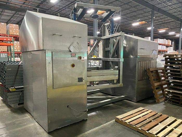 Used Tote Systems Tote Blender 45cuft totes