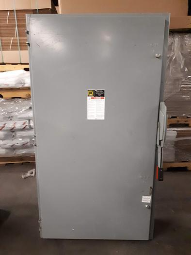 Used 600V Electrical Disconnects & Switches