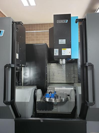 2016 Hurco VTXUi / 5 Axis Trunnion Style