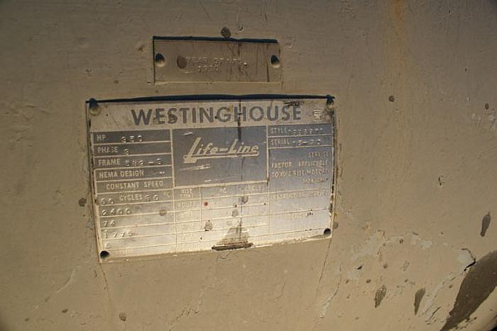 1960 Westinghouse Electric Motor