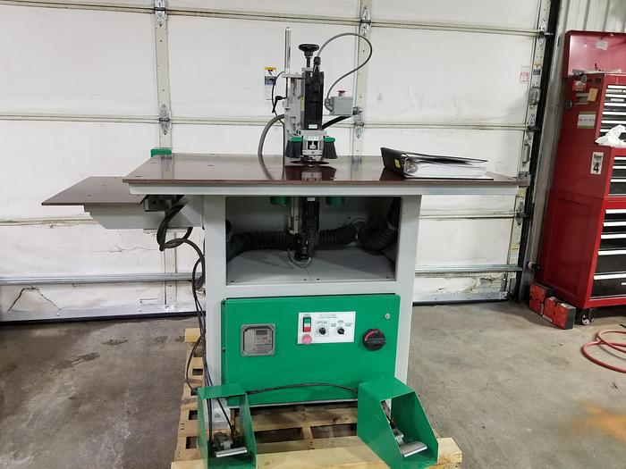Used Fletcher FM-2001-CT Top and Bottom Trimmer