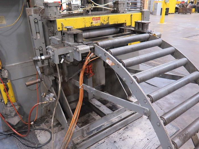 "Used 30"" x .093"" ROWE SERVO FEEDER"