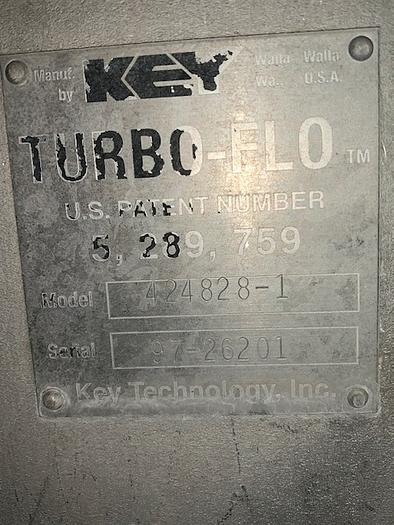 Key Turbo Flo  Blancher / Cooker