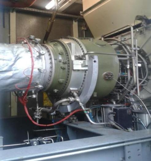 Used Siemens SGT 100 DLE / Typhoon / 4.9 MW