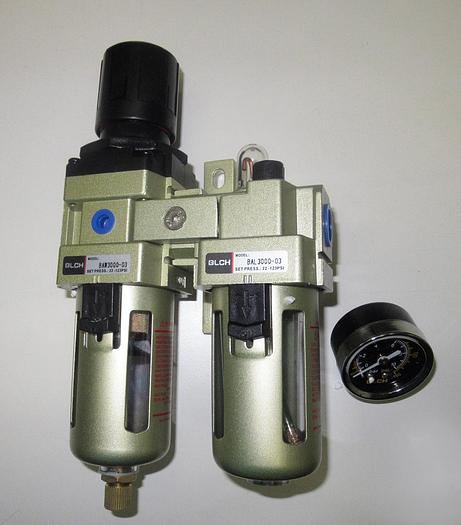 Pistorius Filter Regulator Lubricator