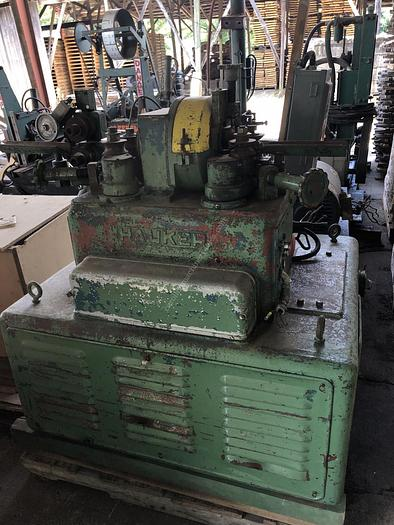 Used Hawker Dowel Machine
