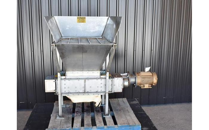 USED ATLANTIC COAST CRUSHERS / LUMP BREAKER, FLOW SMASHER MODEL 1218, SANITARY