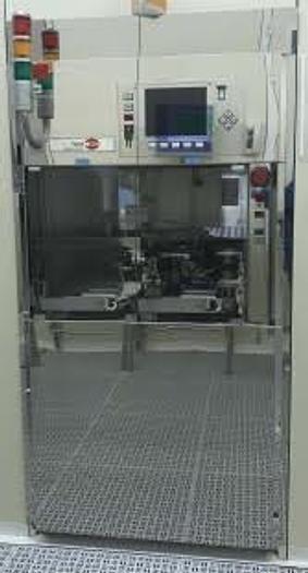 Axcelis Fusion 200 MCU Asher 8 inch