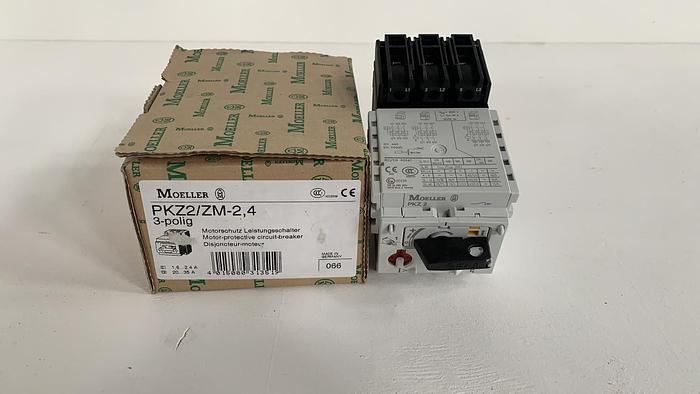 Moeller PKZ2/ZM-2,4