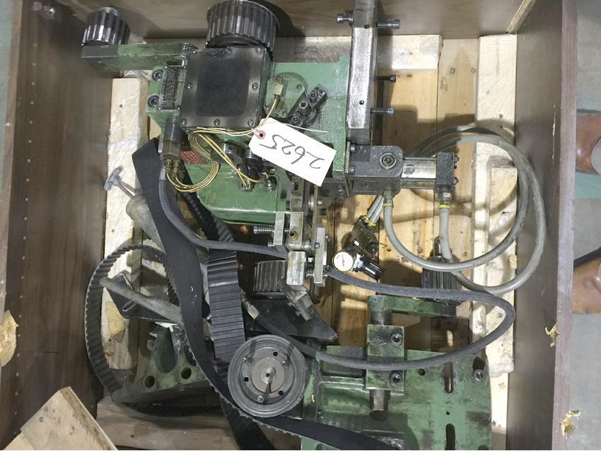 VAMCO CAM FEEDER MODEL V663