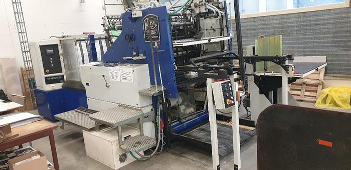 Used Victoria Cylinder Hotfoil