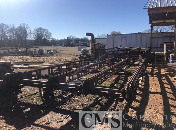 Complete Sawmill Corinth, Corley, Miner