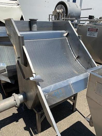 """Used 36"""" Lyco Dewatering / Wastewater Screen"""