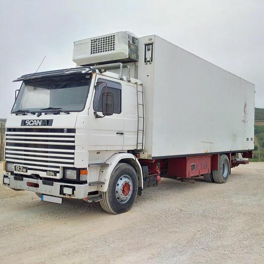 1988 SCANIA R 93M 280 refrigerated