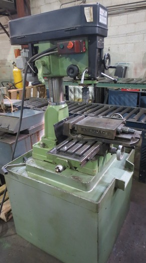 "91/2"" x 32"" Busy Bee Model B096 Milling & Drilling Machine 5547"