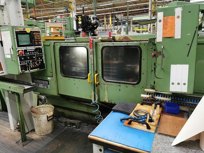 Gebraucht CNC Drehmaschine  BRINKMANN DCF 175