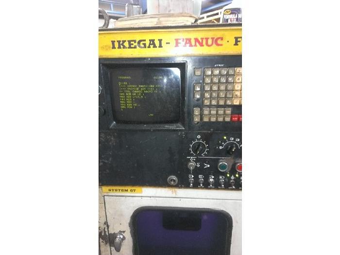 1982 Ikegai VT-1100