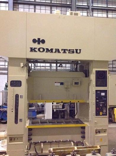 Used 200 TON KOMATSU SSDC PRESS