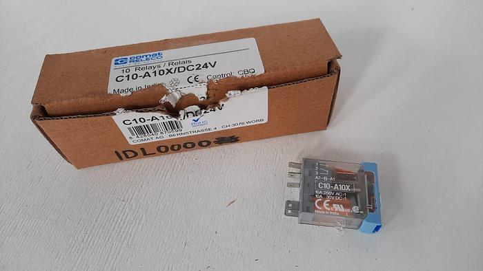 COMAT RELECO  C10-A10X/DC24V