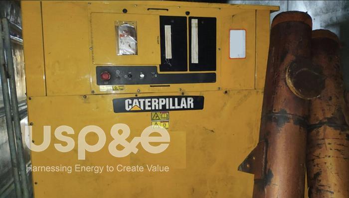 Used 1460 kw 2011 CAT 3516 Diesel Genset