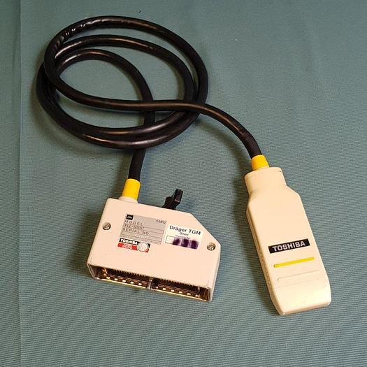 Gebraucht Toshiba PLF-503ST Lineare Sonde