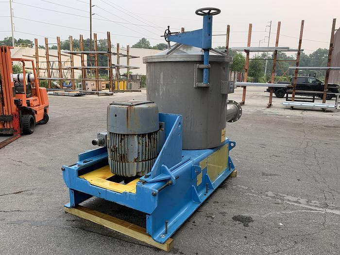 Used ANDRITZ MODUSCREEN C6R S/S 100 HP