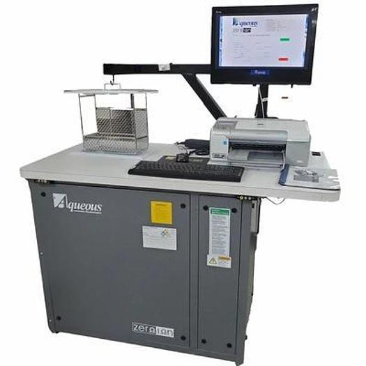 Used 2013 Aqueous Technologies ZERO ION G3-12 Ionograph Cleanliness tester