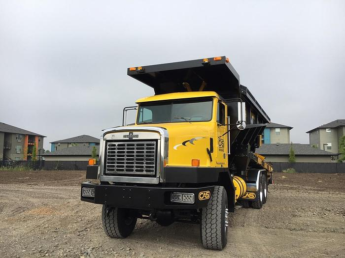 2020 AAMCOR CAS Stemfast Stemming Truck with 6x6 Osh Kosh Chassis