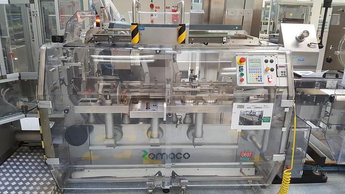 1998 Romaco Promatic P150 Cartoner P150