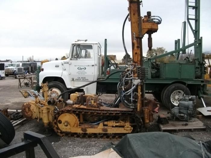 Ingersol Rand Longhole Drill