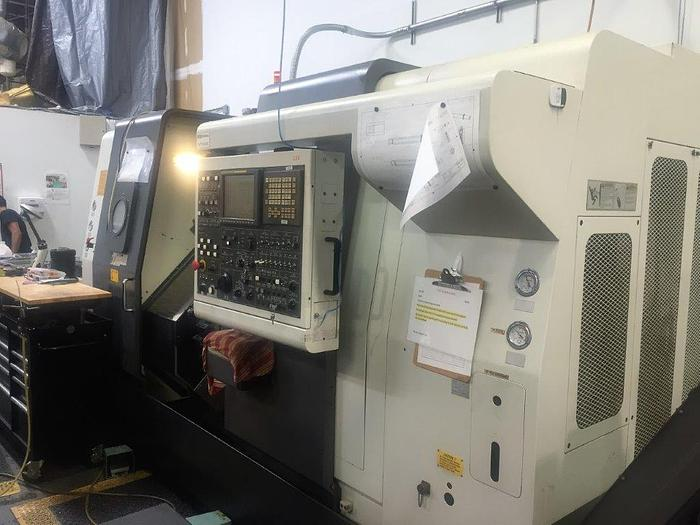 2004 Nakamura Tome WTS-150 (11-AXIS) CNC TURNING/MILLING CENTER