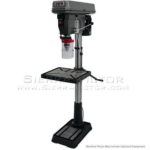 JET JDP-20MF Floor Drill Press 115/230V 1Ph 354170