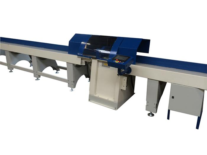 HM-D Automatic Push Fed Crosscut Saw For Straight Cutting