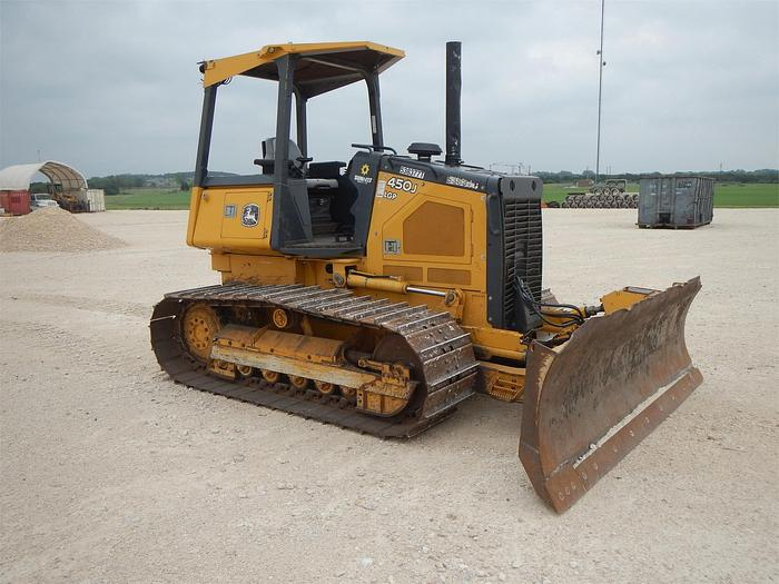 Used 2013 DEERE 450J LGP