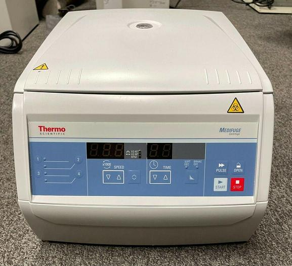 Used Thermo Scientific Medifuge Centrifuge, With Rotor