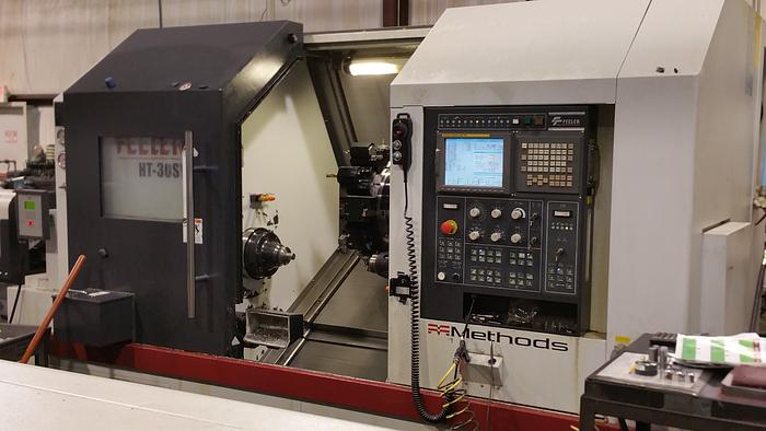 Methods HT-30sy Cnc Turning Center