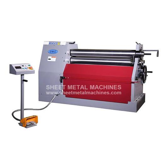 GMC Initial Pinch Hydraulic Plate Bending Roll HBR-0525