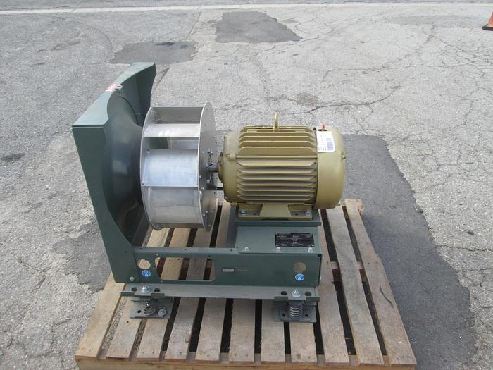 New Baldor EM2333T-8 Electric Motor with Fan