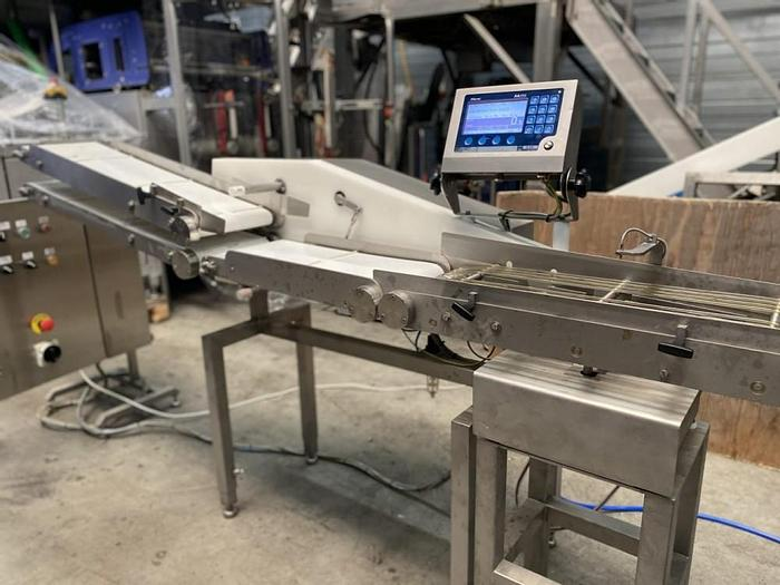 Used Marel checkweigher