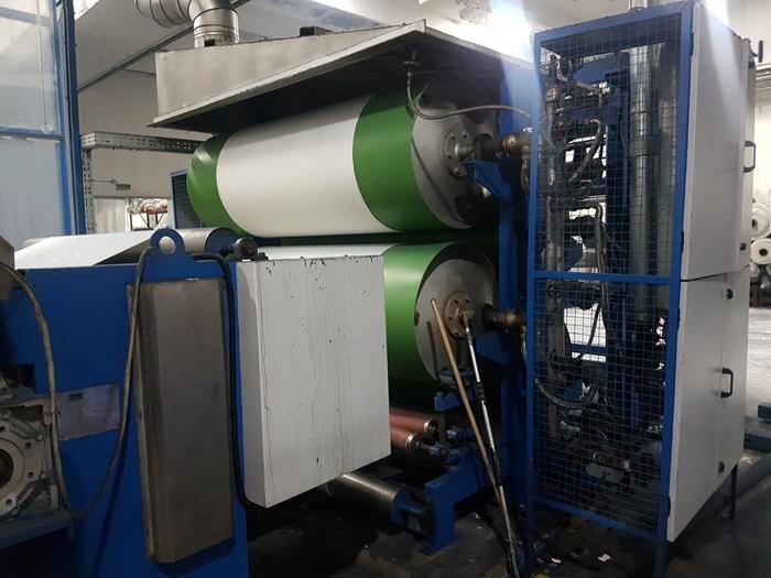Padder dry cylinders YAMUNA  2015