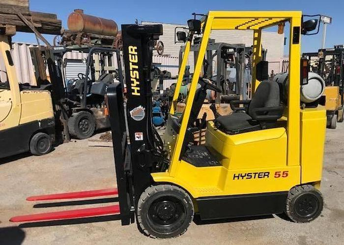 2001 Hyster S55XMS
